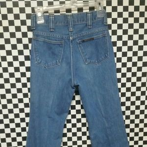 Extremely rare high waisted Edgefield vintage jean